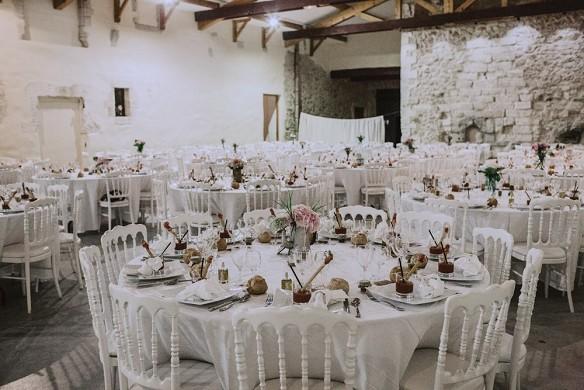 Banquete Chateaudeclaryroquemaure