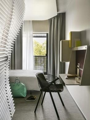 Okko hotel strasburgo - stanza