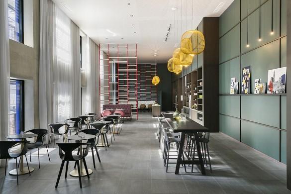Okko hotel estrasburgo - interior