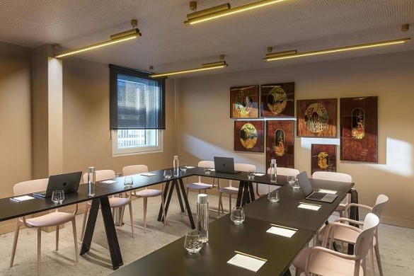 Okko hotel strasbourg - sala de seminarios