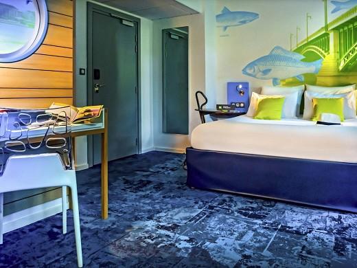 Ibis styles strasbourg avenue du rhin - residential seminar room