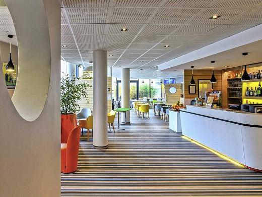 Ibis styles strasbourg avenue du rhin - interior