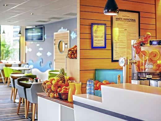 Ibis styles strasbourg avenue du rhin - breakfast