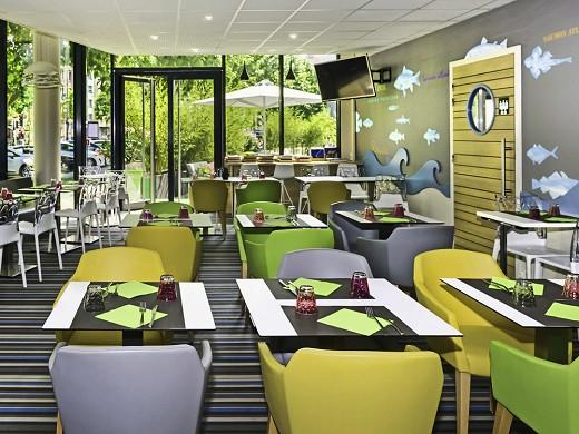 Ibis styles strasbourg avenue du rhin - restaurant