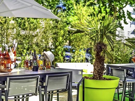 Ibis styles strasbourg avenue du rhin - terrace