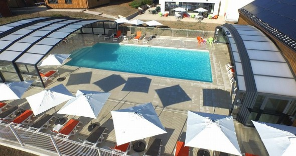 Vvf intense club les châteaux de la loire - swimming pool