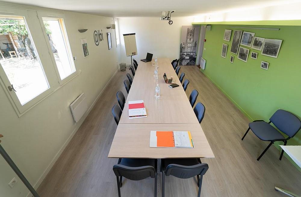 Sala de reuniones - Hotel Le Rialto
