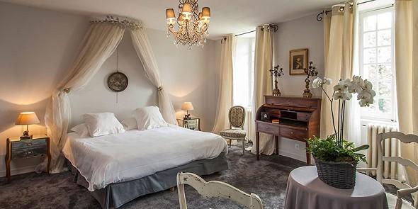 Labro castle - room