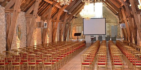 Château de labro - seminar configuration