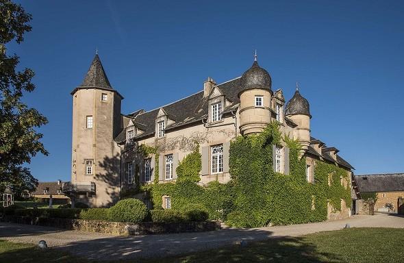 Labro castle - exterior