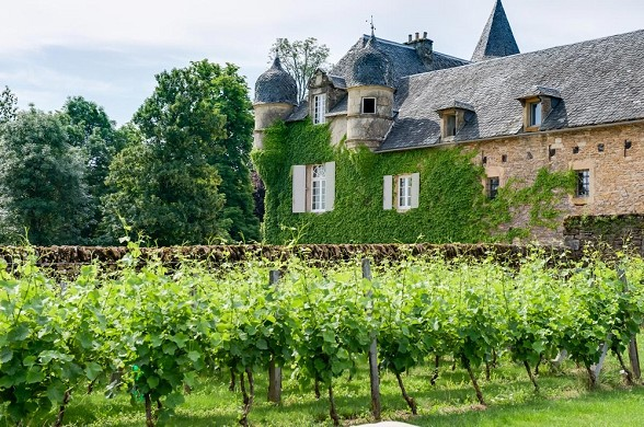 Château de Labro - seminar castle in the green