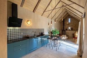 Kitchen the cottage