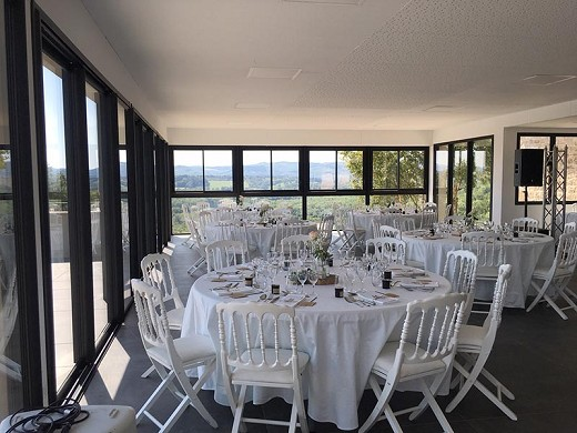 Les terrasses de majorac - reception room