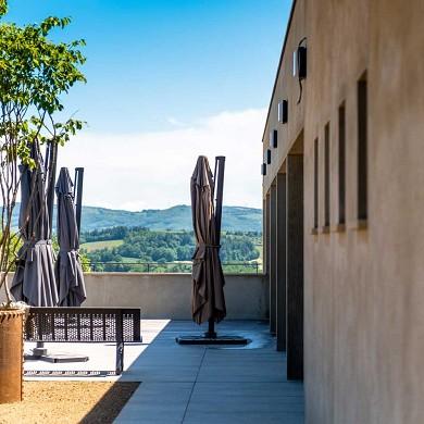 Les terrasses de majorac - terrace