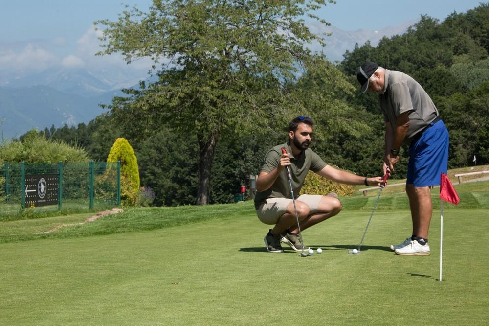 Área de Falgos - golf