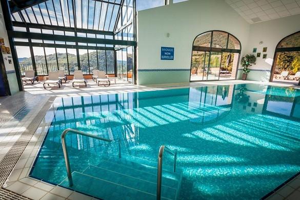 Domaine de Falgos - Schwimmbad