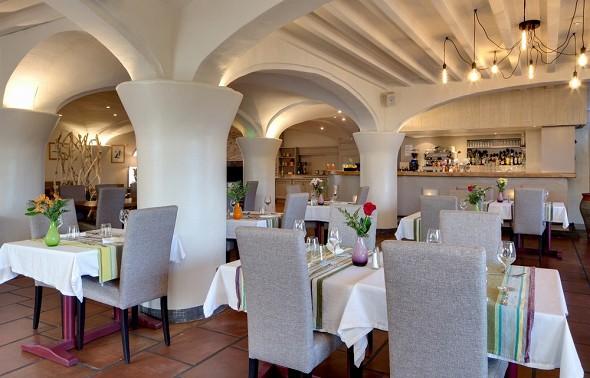 Domaine de Falgos - restaurante
