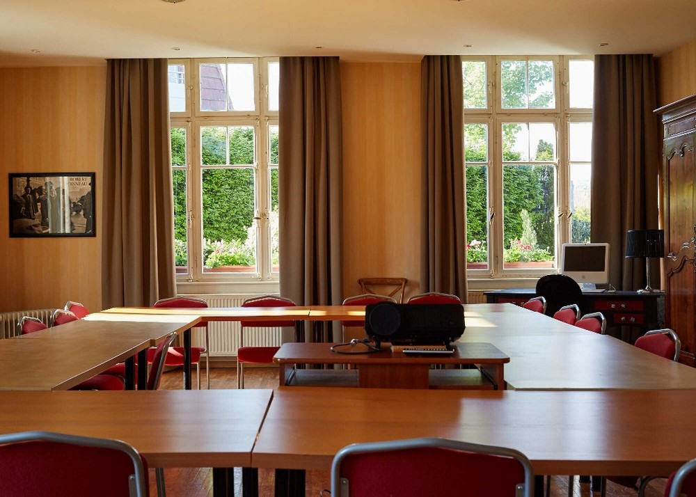 Sala de seminarios - Les Prés d'Ondine