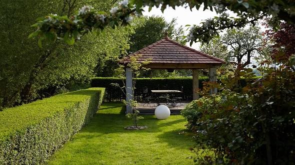 Los prados de Undine - jardín