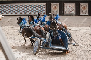 The puy du fou shows can be privatized.