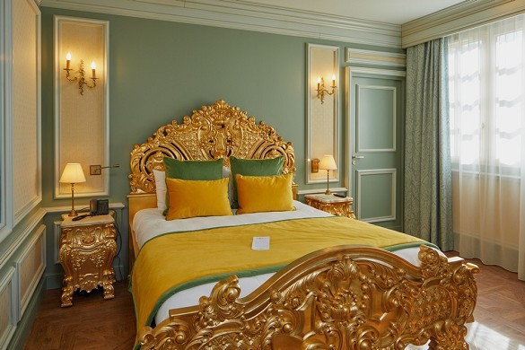 Puy du fou congress - le grand siècle room, 4 * hotel.