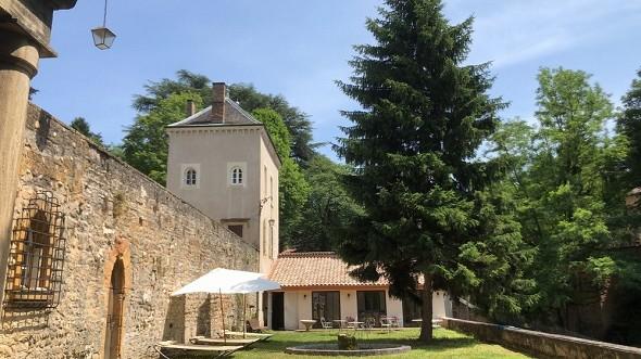 Lyon country house - exterior
