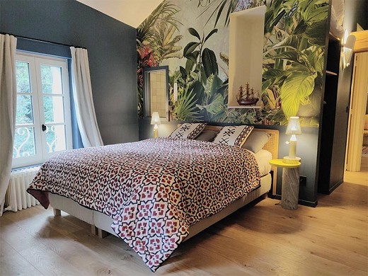 Lyon country house - bedroom