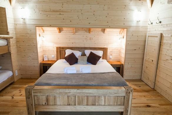 Domaine ecôtelia - camera da letto