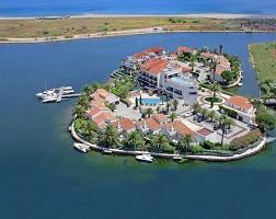 Hotel L'Ile De La Lagune - hotel seminario de lujo