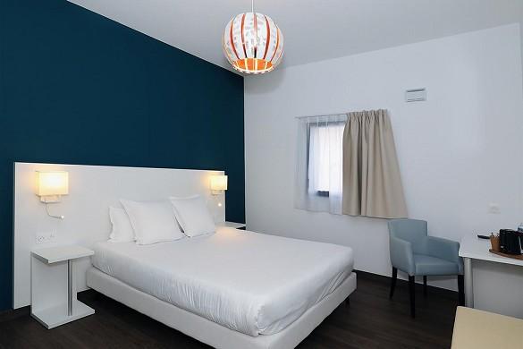 Le néliö - camera da letto