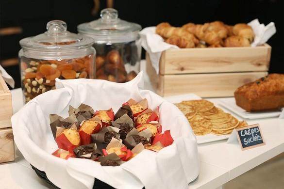 Néliö - Gourmetpause