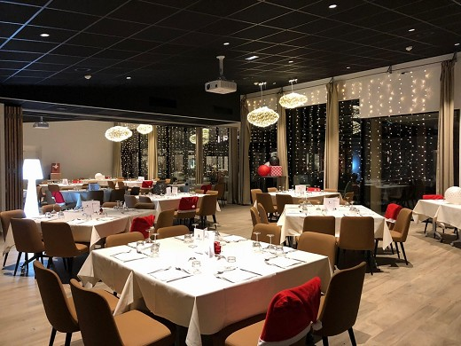 Le néliö - Restaurant