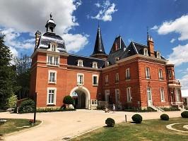 Seminar room: Château des Creusettes -