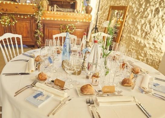 Château saint-denis - comida de empresa