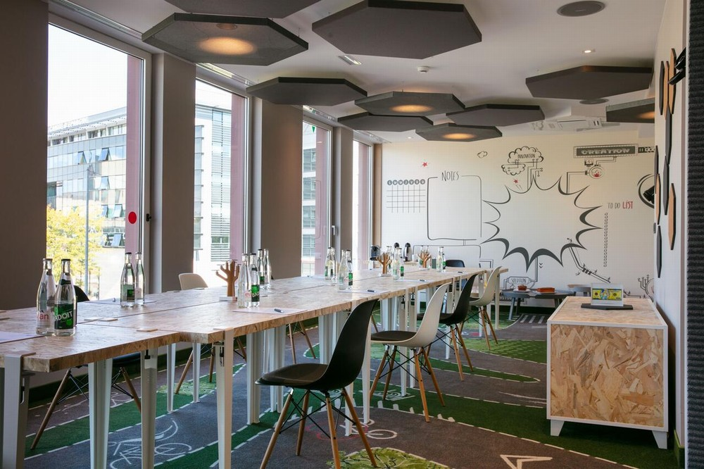 Tactic meeting room - Aloft Strabourg Etoile