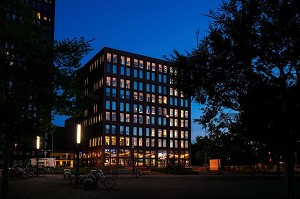 Sala de seminarios: Aloft Strabourg Etoile -