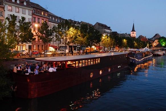 Barge ill vino - seminarios en barco