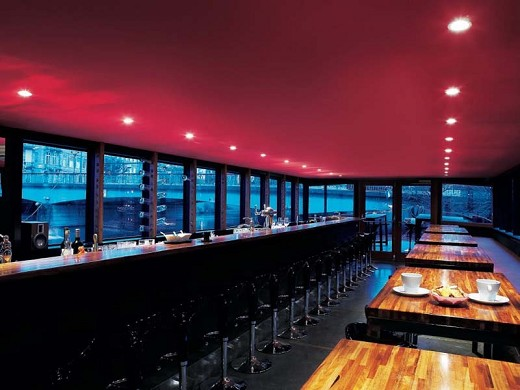 Barge ill vino - espace le bacchus
