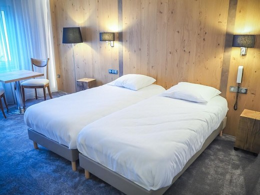 La Couronne by k - double room