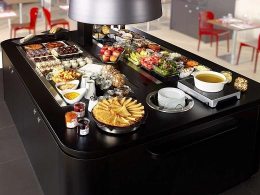 Kyriad direct strasbourg zénith - buffet