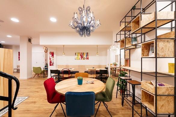Anticafé strasbourg - alquiler de habitaciones