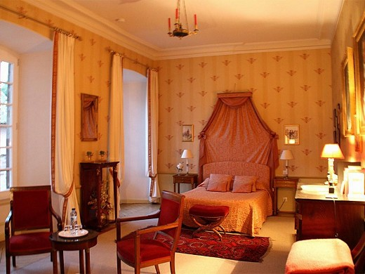 Osthoffen castle - accommodation