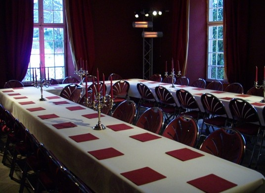 Osthoffen castle - meeting room