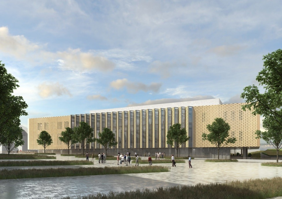 Centre international des congres metz salle s minaire for Centre des impots nice exterieur