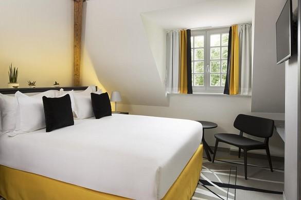 Hotel des xv - Zimmer
