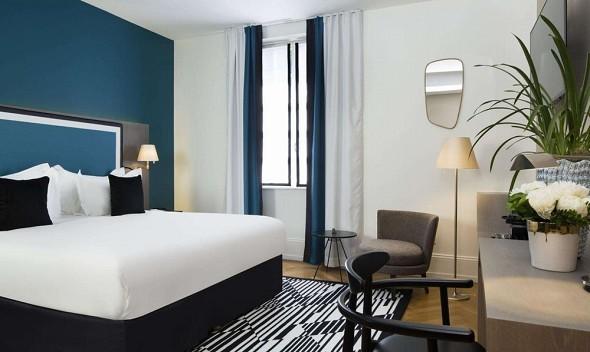 Hotel des xv - Superior Zimmer