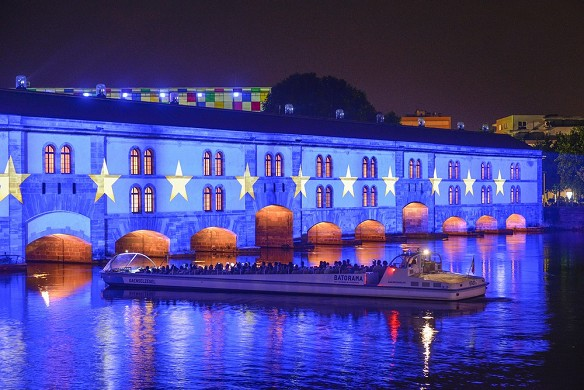 Batorama - Barca per seminari a Strasburgo