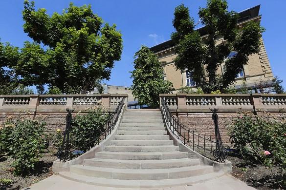 Villa quai sturm - espacio roseneck