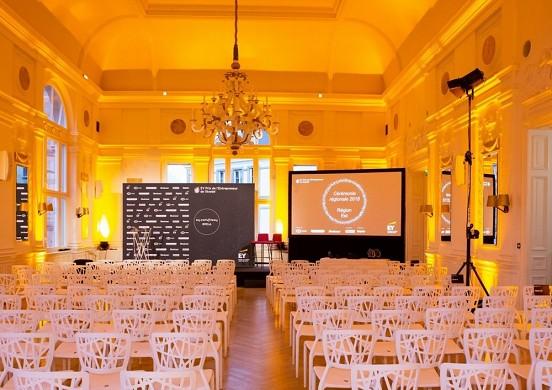Villa quai sturm - conference room