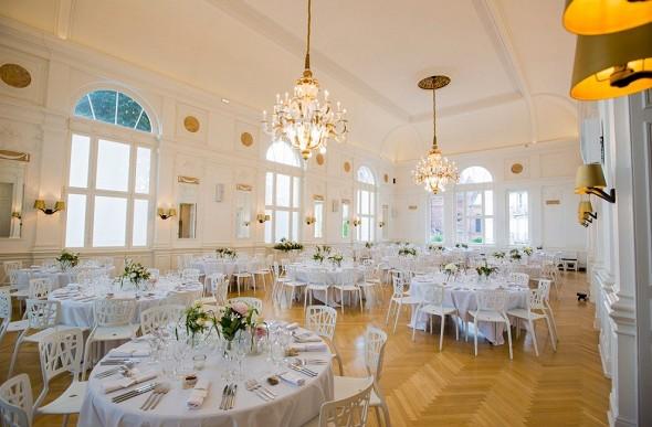 Villa quai sturm - reception room